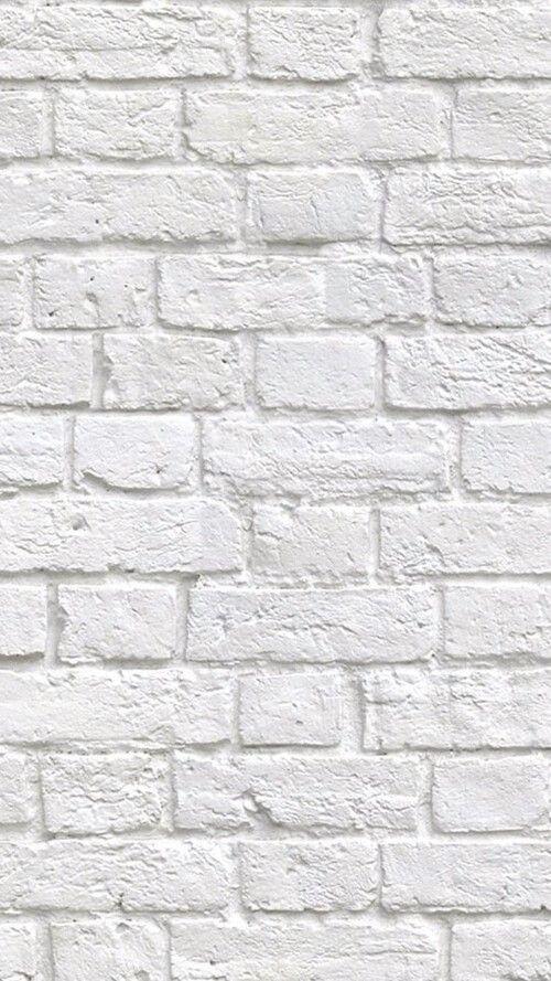 949a9bab8b49bcfd60ec7802feaeb183white Brick Wallpaper White